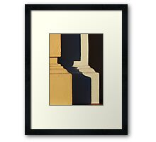 The bank #2 Framed Print