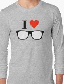 Love nerd Long Sleeve T-Shirt