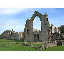 Haughmond Abbey Photographic Print