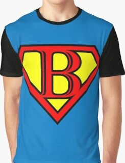 Super B Graphic T-Shirt