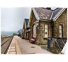 Ribblehead Railway Station Poster