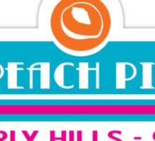 Peach Pit- Beverly Hills 90210 Sticker