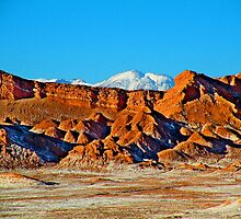 Valle de la Luna. by cieloverde