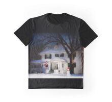 Once Upon a Midnight Graphic T-Shirt