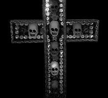 White Cross, Black Soul by StormSageRain