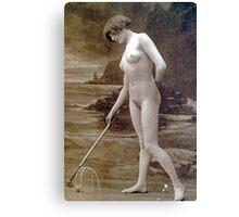 Victorian Erotica Canvas Print