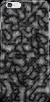 Brain Crochet by steamkitty