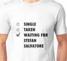 Waiting for Stefan Salvatore Unisex T-Shirt