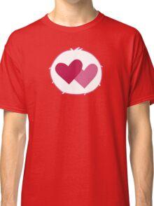 Care-a-lot Bear - Carebears - Cartoon Logo Classic T-Shirt
