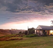 Mt Eccles farm, South Gippsland - December 2011 by Matthew Lokot