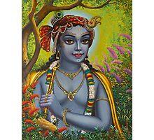 Shree Krishna Photographic Print