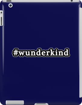 Wunderkind - Hashtag - Black & White by graphix