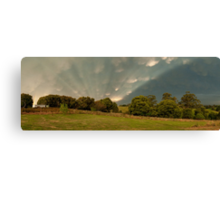 Mt Eccles farm, South Gippsland - December 2011 Canvas Print