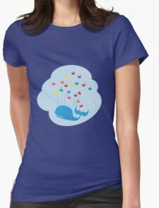 It's possible? Womens Fitted T-Shirt