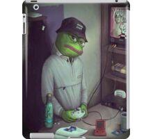 FROG GAMER  iPad Case/Skin