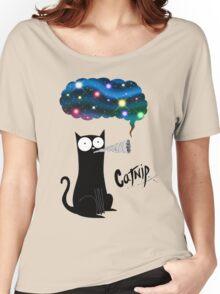 Catnip Women's Relaxed Fit T-Shirt