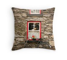 Kerry Cottage Throw Pillow