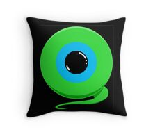 Jack's Septic Eye Throw Pillow