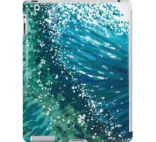 Crashing Ocean Waves Margaret Juul iPad Case/Skin