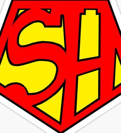 Super Sherlock Sticker