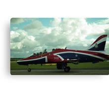 Bae Hawk T1(2012 solo display) Canvas Print