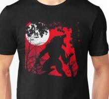 Sabrewulf Red Unisex T-Shirt