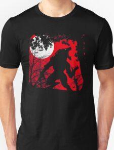 Sabrewulf Red T-Shirt