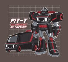 PIT-T Soldierbot of Fortune Kids Clothes