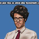 Moss IT Crowd Card by StevePaulMyers
