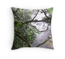 Gods framework Throw Pillow