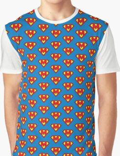 Super M Graphic T-Shirt