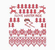 I love winter ride T-Shirt
