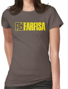 FARFISA TEE Womens Fitted T-Shirt