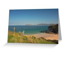 Fanad Coast Greeting Card
