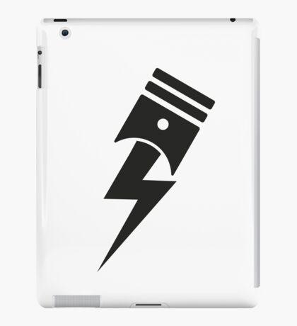 Bolt Piston iPad Case/Skin