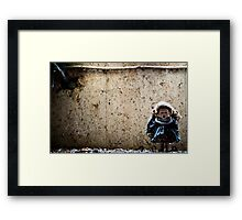 doll.2 Framed Print
