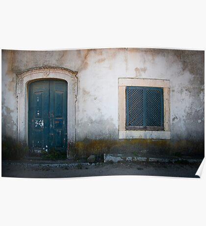 doors&windows Poster