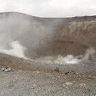 Vulcano crater by graceloves