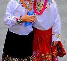 Cuenca Kids 202 by Al Bourassa
