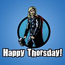 Happy Thorsday! by StevePaulMyers