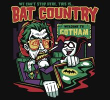 Harley's Bat Country T-Shirt