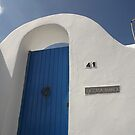 white house, aeolian islands, Italy by graceloves