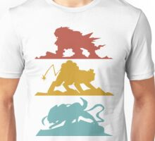 Three Legends (Pokemon) Unisex T-Shirt