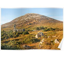 Mount Errigal Poster