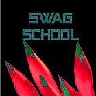 Swag School Black Case by EducatedTruth