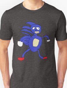 Sanic,Sonic The Hedgehog T-Shirt