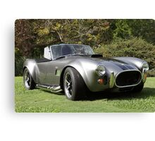 AC Shelby Cobra Canvas Print