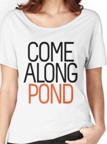 Come Along Pond Women's Relaxed Fit T-Shirt