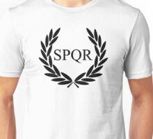 Camp Jupiter - Black Logo Unisex T-Shirt