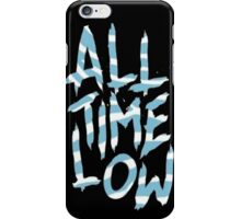 All Time Low quote  iPhone Case/Skin